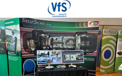 SecuScan® at VFS 2019 in Potsdam, Germany