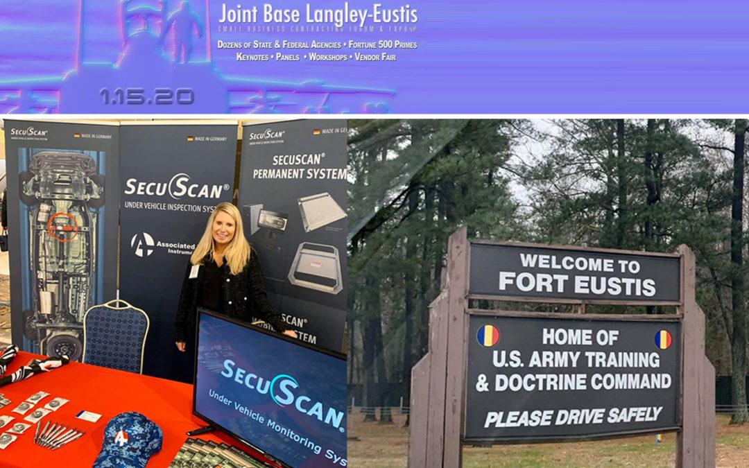 JOINT BASE LANGLEY-EUSTIS in Virginia 2020