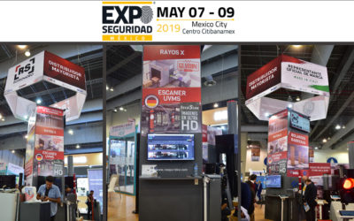 SecuScan® at EXPO SEGURIDAD 2019 in Mexiko