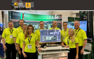 SecuScan® at ISC WEST 2019 in Las Vegas, USA