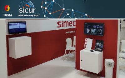 SecuScan® at SICUR 2020 in Madrid, Spain