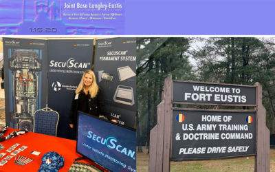 SecuScan®at JOINT BASE LANGLEY-EUSTIS 2020 in Virginia, USA