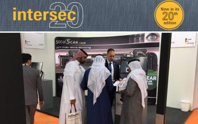 SecuScan® at INTERSEC 2018 in Dubai, UAE