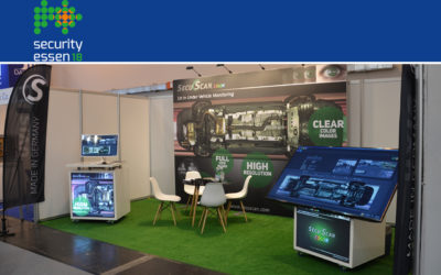 SecuScan® at SECURITY ESSEN 2018 in Germany