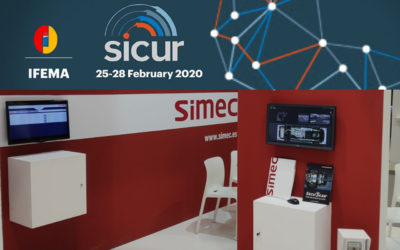 SecuScan® at SICUR 2020 in Madrid, Spain